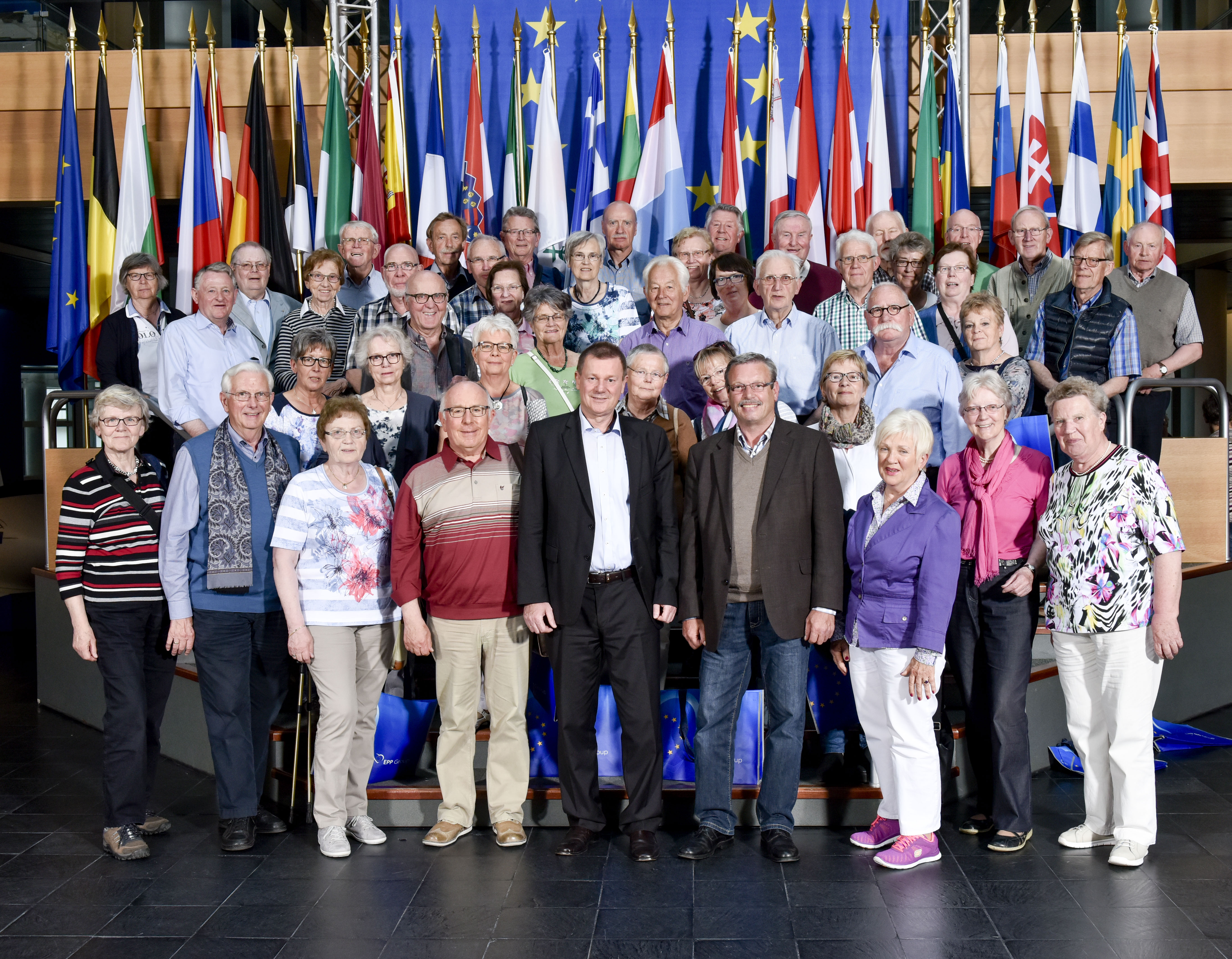 Visitors group Markus PIEPER