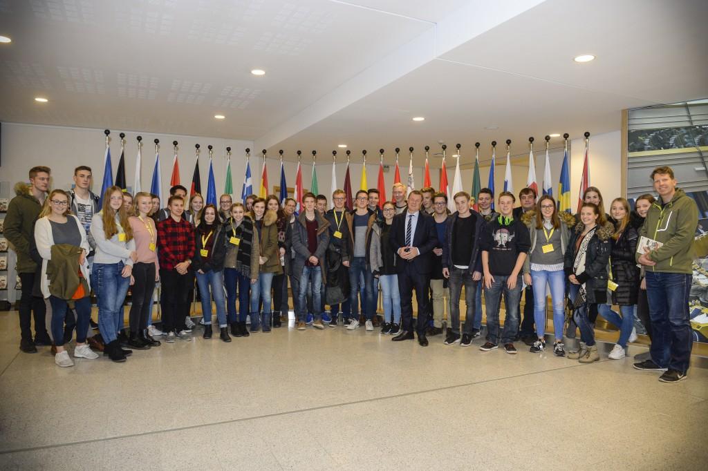 Visitors group Markus PIEPER © European Union 2016