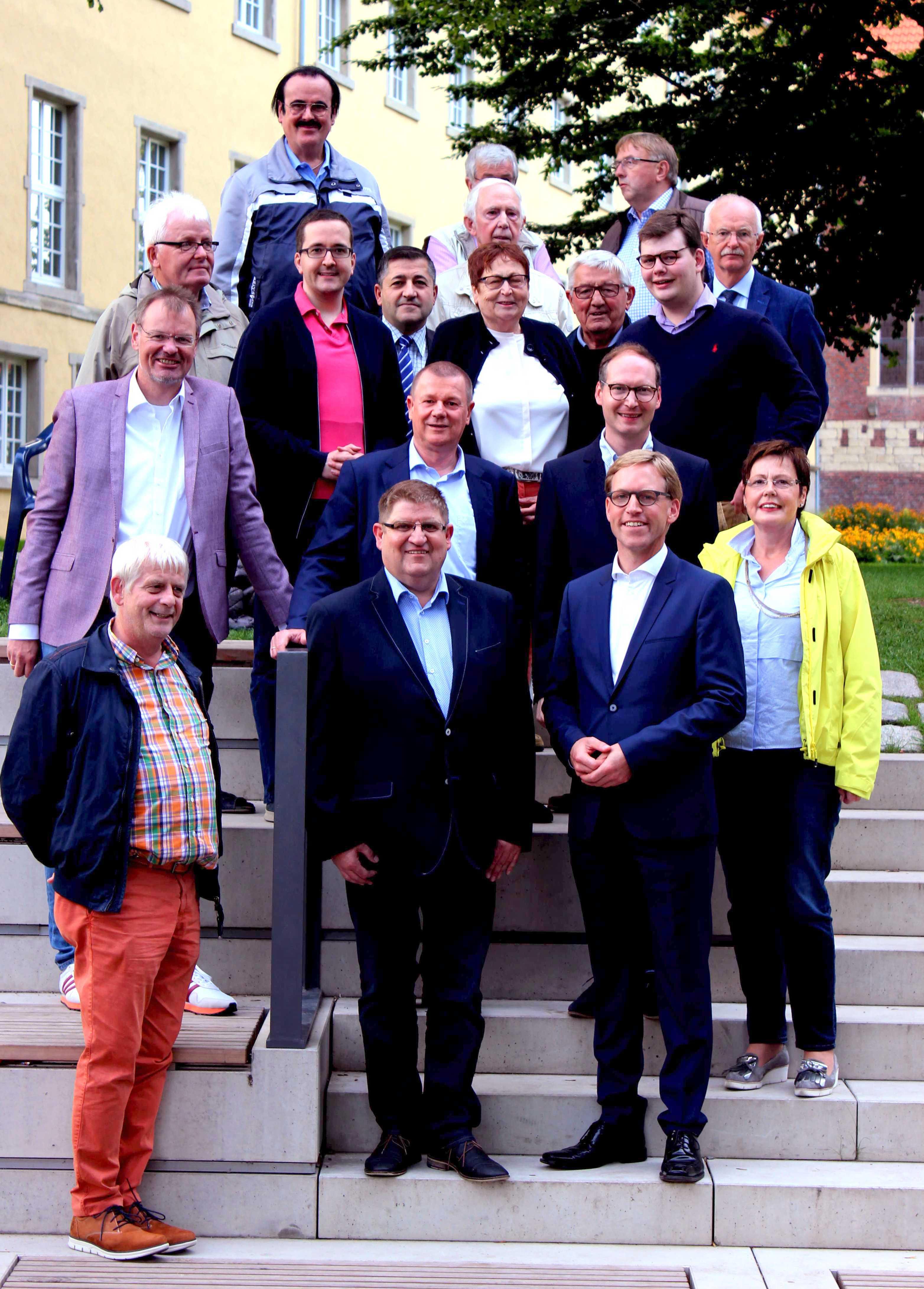 2017-08-22 CDU Coesfeld Schlosspark 01
