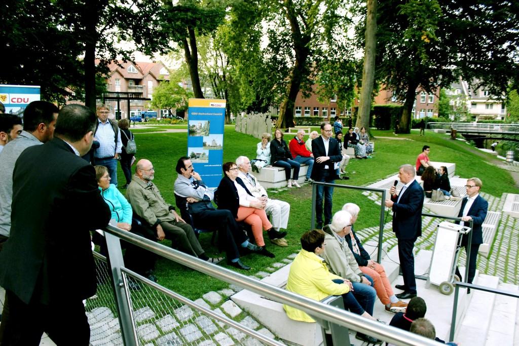 2017-08-22 CDU Coesfeld Schlosspark 02